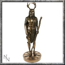 Lord Of The Wildwoods (Bronze) 38cm (P4) Bronze Statue