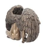 NEMESIS Angels Rest Bronze Statues  20 cm (P3)