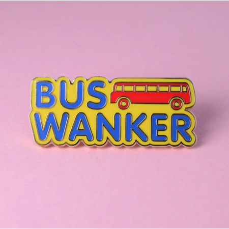 BUS WANKER PIN