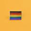 POC RAINBOW FLAG PIN