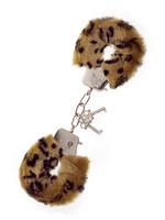 Dream Toys Furry cuffs leopard
