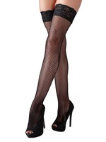 Cotteli Collection Stockings hold-up net black