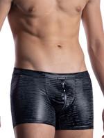 Manstore Zipped boxer black