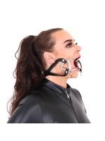 Metal & Co White head mouth gag