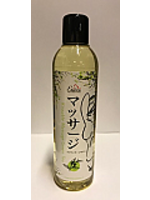 Erotica Kissable massage oil green tea
