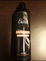 Erotica Glijmiddel Erotica silicone glijmiddel/massage - 500 ml