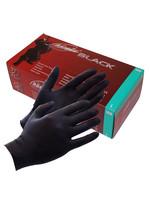 Rimba Medical gloves 10 pcs. black (1x10)