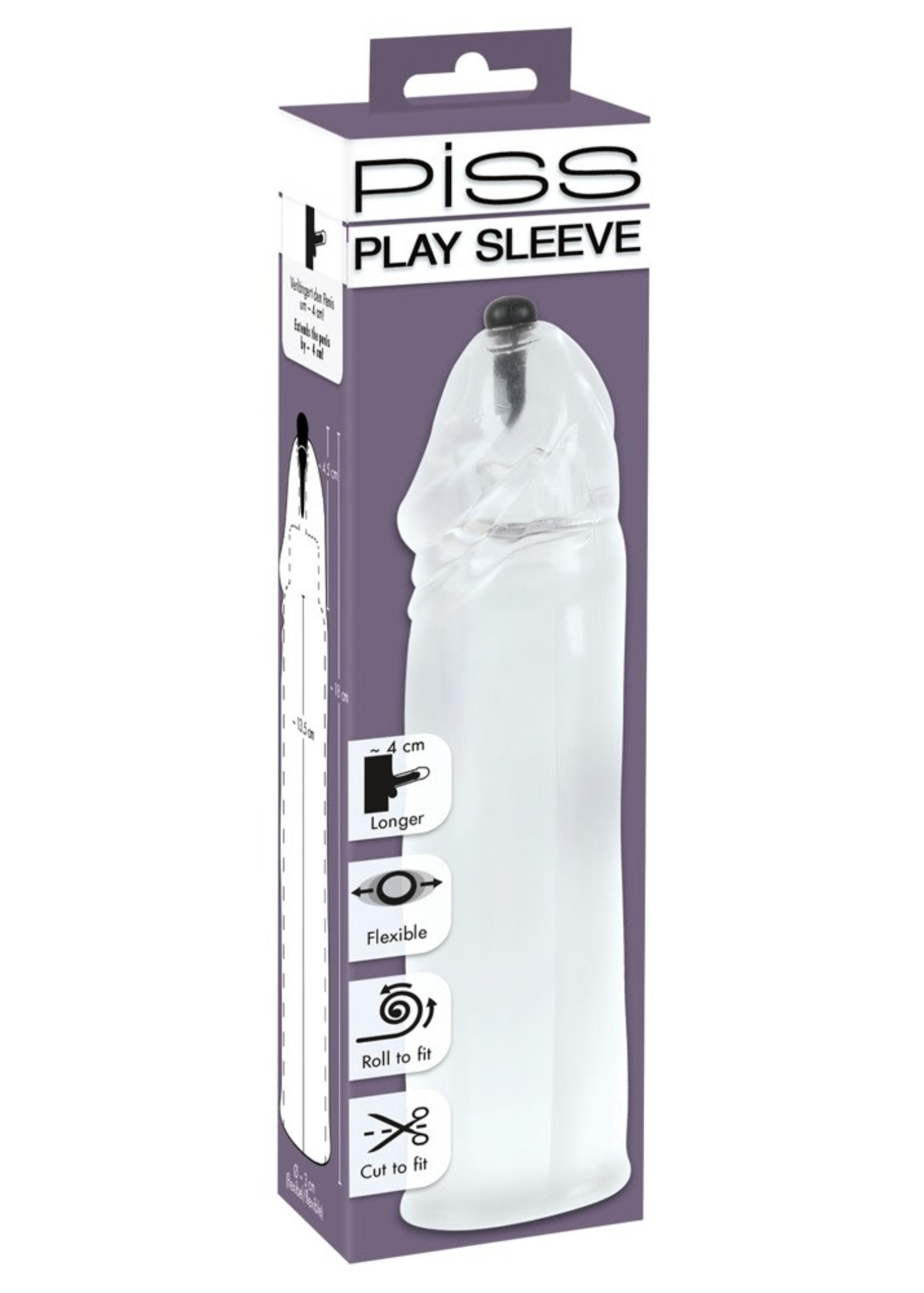 You2Toys Piss & Play Sleeve