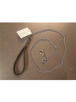 H.G. Leathers Leather dog leash puppy