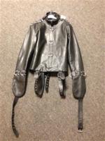 H.G. Leathers Leather Bondage StreetJacket L