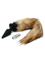 Buttplug with FoxTail