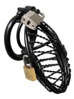 Chasity Cage Spider + Lock