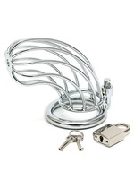 Rimba Chasity cage with padlock