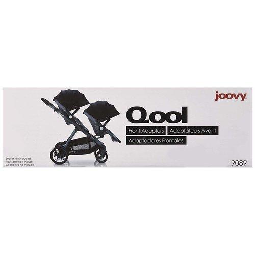 JOOVY Joovy Qool Kinderwagen Front Adapters