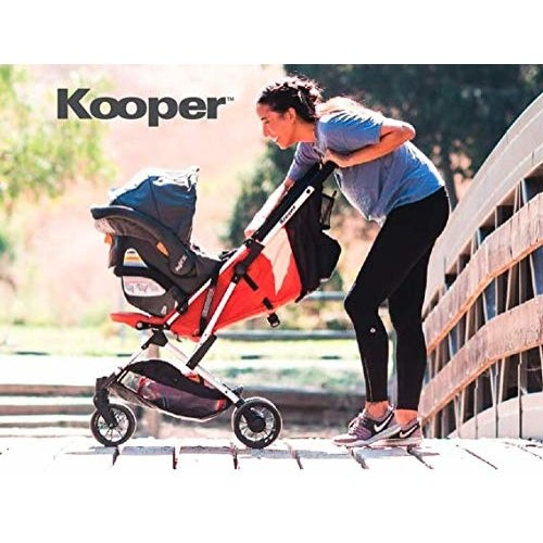 JOOVY Joovy Kooper Universele Autostoel Adapter