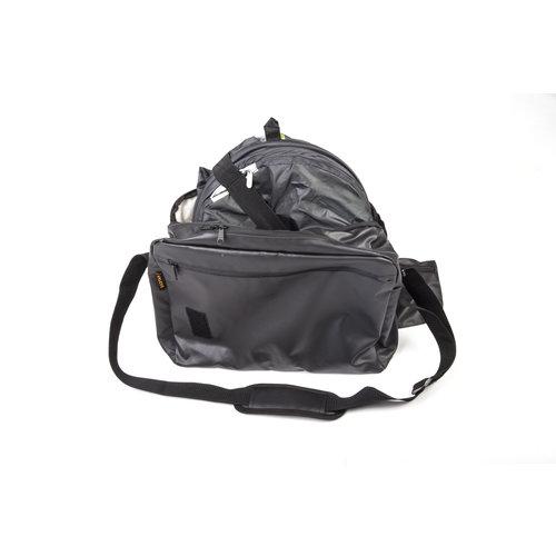 DERYAN DERYAN Luiertas Nursery Bag - zwart