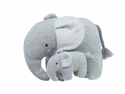 DERYAN Elephant Plush Toys