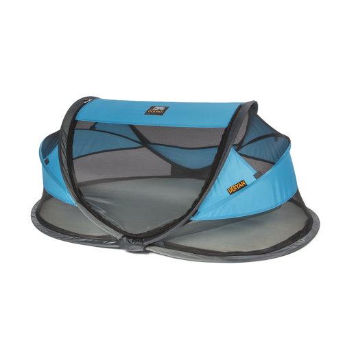 DERYAN DERYAN Baby Luxe Campingbedje  Blue - 2021