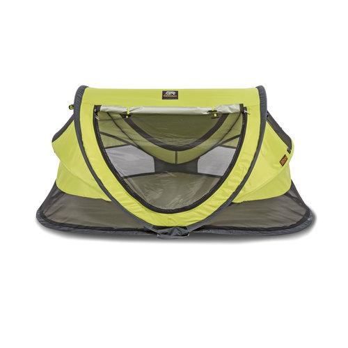 DERYAN DERYAN Peuter Luxe Campingbedje Lemon - 2021