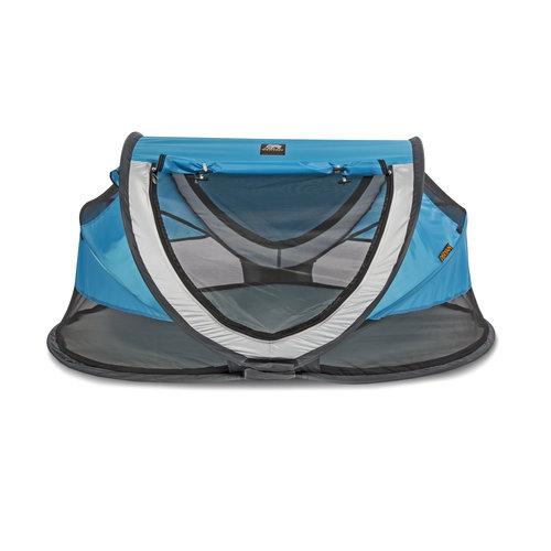 DERYAN DERYAN Peuter Luxe Campingbedje Blue - 2021