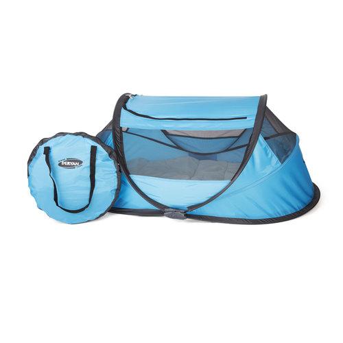 DERYAN DERYAN Babybox Campingbedje Blue