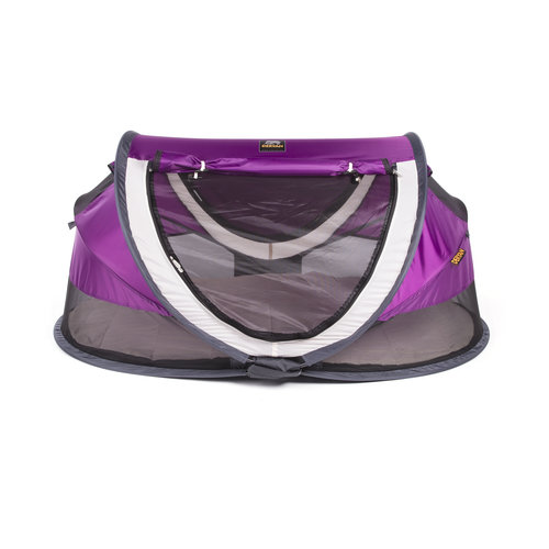 DERYAN DERYAN Peuter Luxe Campingbedje Purple - 2021