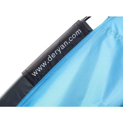DERYAN DERYAN Bedtent - 150x70 cm - Blauw