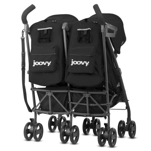 JOOVY Joovy Twin Groove Buggy - Zwart
