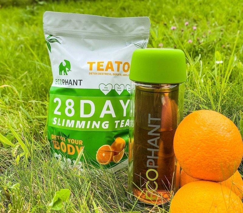 ECOPHANT Tea-To-Go Bottle
