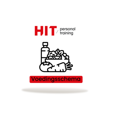 HIT Voedingsschema