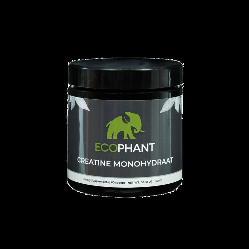 ECOPHANT Kreatin 100% Monohydrat