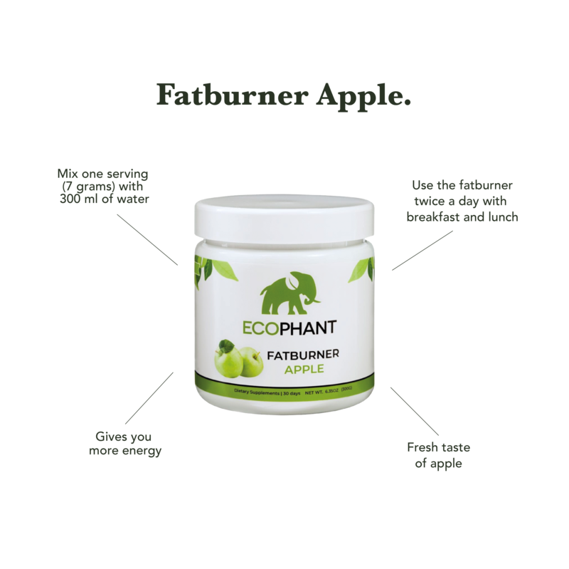ECOPHANT  Paquet Stay Fit