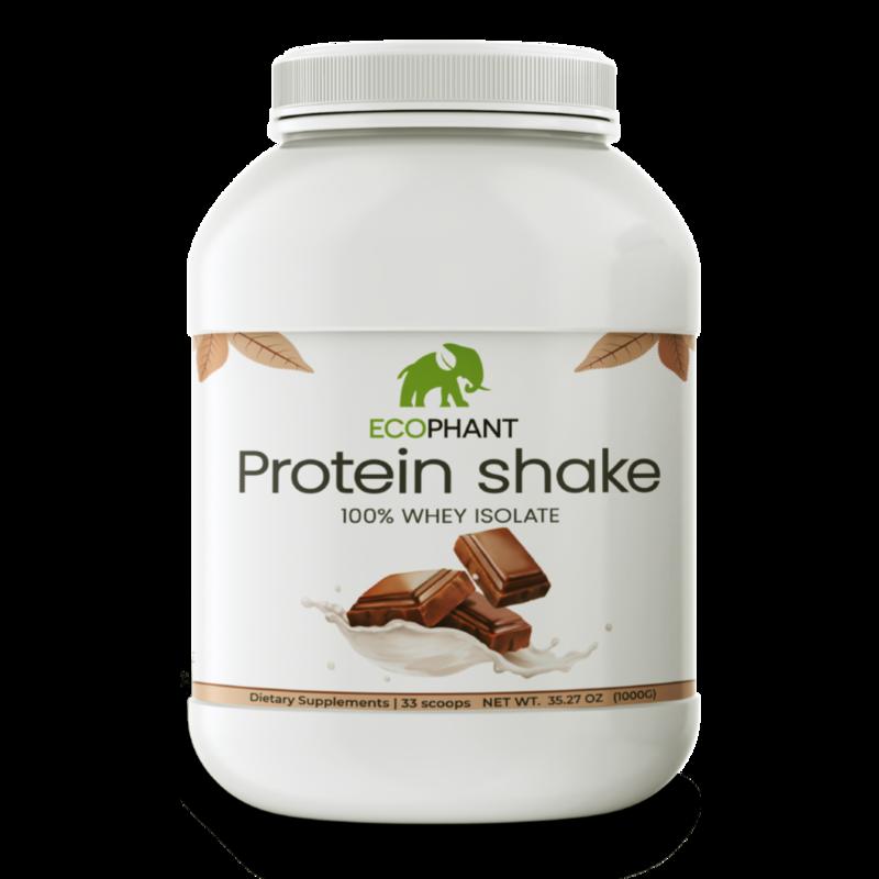 ECOPHANT Protein Shake