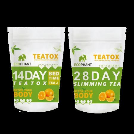 Detox Tea 28 dagen