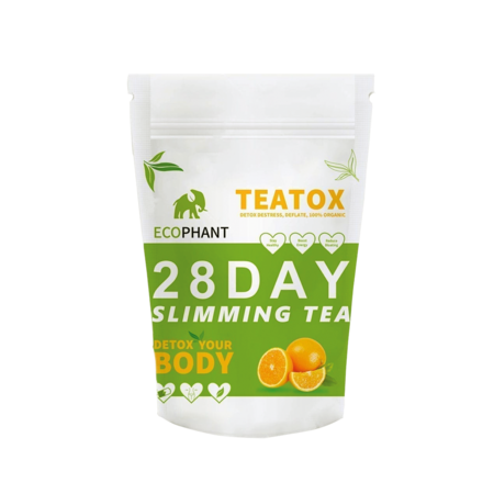 Detox Tea Morning Energy