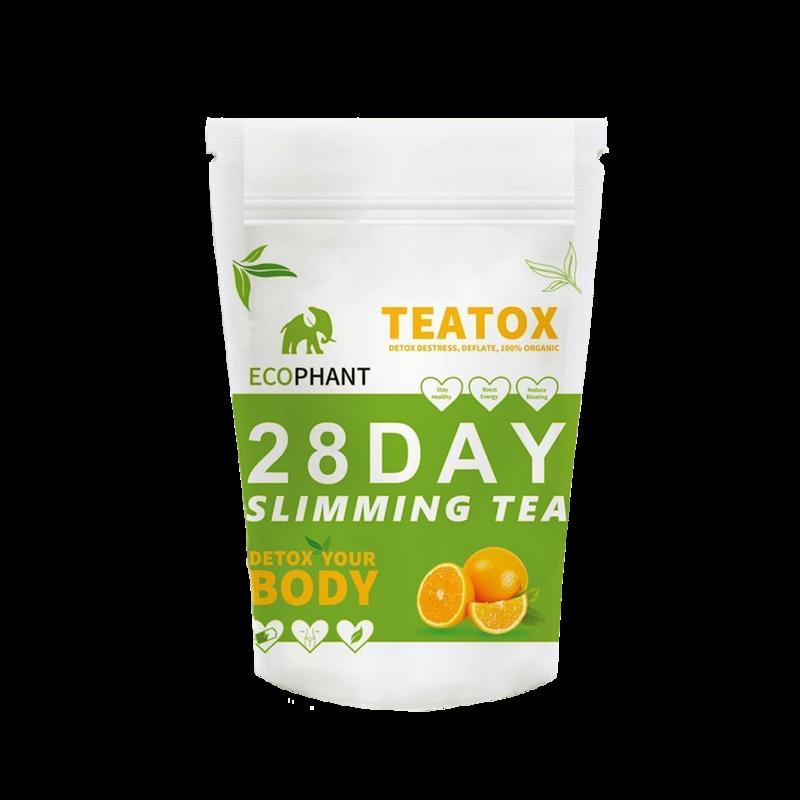 ECOPHANT Detox Tea Morning Energy