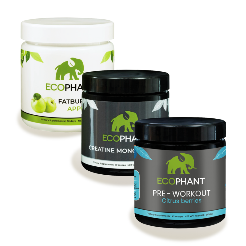 ECOPHANT  Stay Fit Package