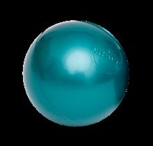 Ballen, 50 stuks | Turquoise Metallic
