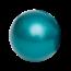 Misioo Ballen, 50 stuks | Turquoise Metallic