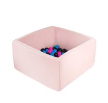 Ballenbak Vierkant 90x90x40 | Pink