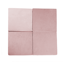 Speelmat - Vierkant - Pink