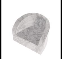 Kinderstoel - Velvet - White Marble