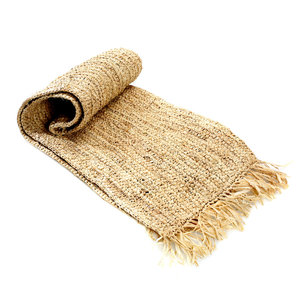 Bazar Bizar The Fringe Raffia Table Runner