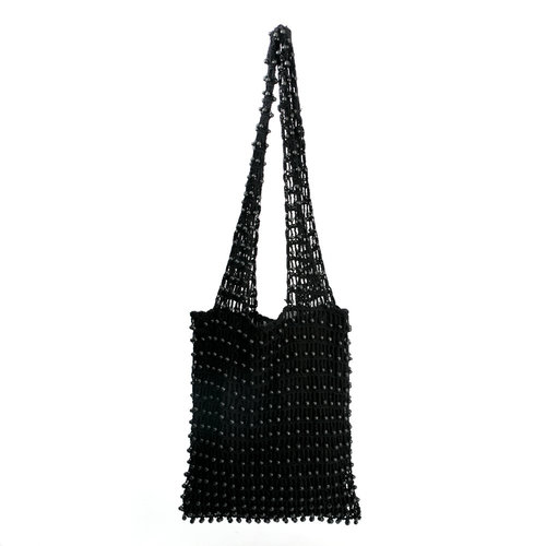 Bazar Bizar The Day in Day out Tote - Black