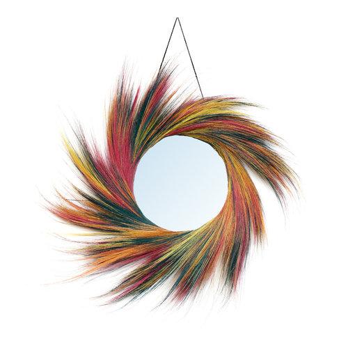 Bazar Bizar Spiegel the Lollipop Mirror - Gemengde kleuren