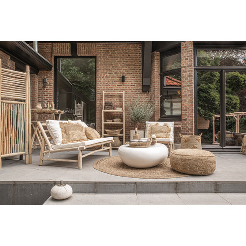Bazar Bizar The Island Fauteuil - Natural Wit