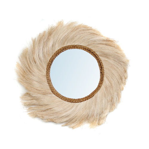 Bazar Bizar Spiegel the Hathi Mirror - Natural - L