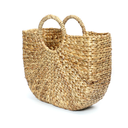 Bazar Bizar Mand -Tas the Sunset Basket - Natural
