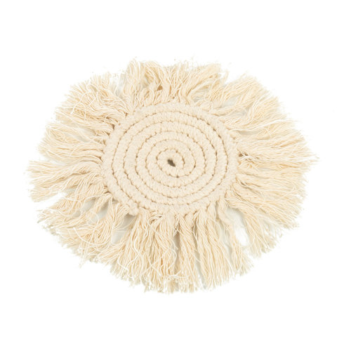Bazar Bizar The Macrame Coaster