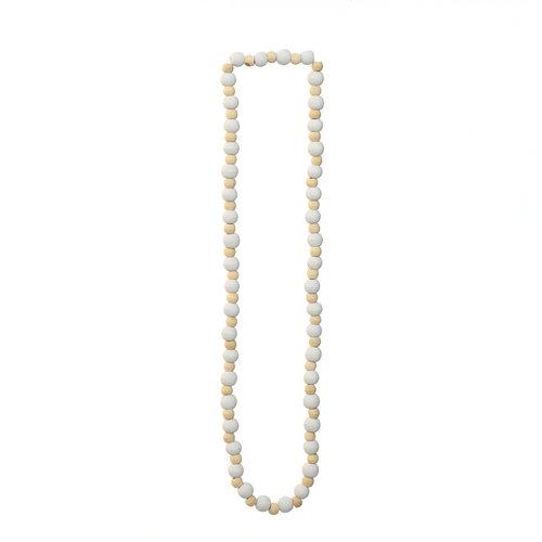 Bazar Bizar The Canggu Necklace - Natural White